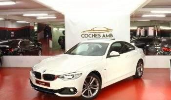BMW Serie 4 430d xDrive 2p.