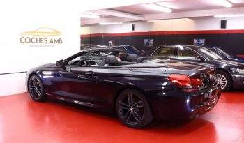 BMW 640d Xdrive Cabrio lleno