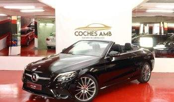 Mercedes-Benz Clase C Cabrio C220d