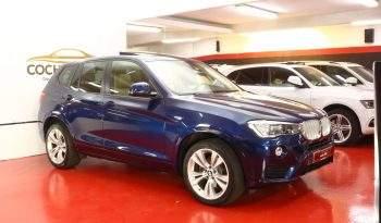 BMW X3 XDRIVE30D lleno