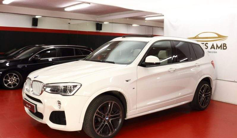 BMW X3 M PACK lleno