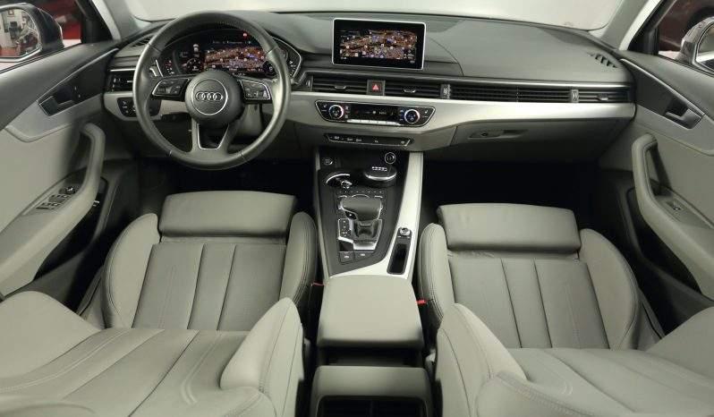 AUDI A4 2.0 TDI 140kW190CV sport edition 4p. lleno