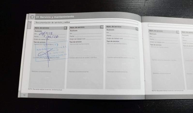VOLVO XC60 2.0 D3 Summum Auto lleno