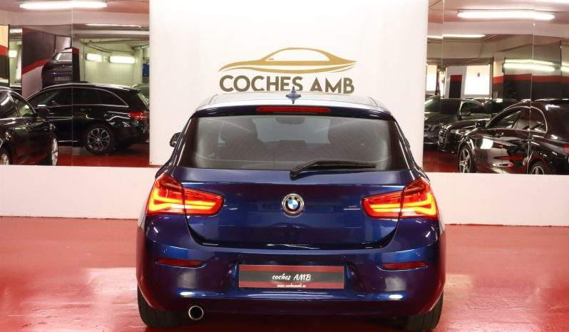 BMW Serie 1 118d 3p. lleno