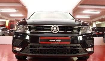 VW TIGUAN  SPORT 2.0D DSG lleno