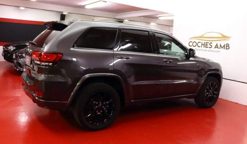 JEEP Grand Cherokee 3.0 V6 Diesel Night Eagle 184kW E6 5p. lleno