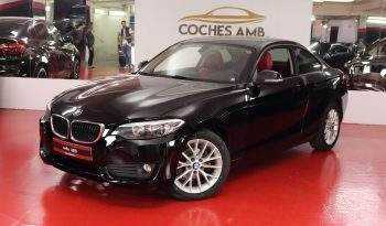 BMW Serie 2 218d 2p.