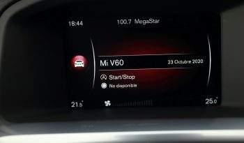 VOLVO V60 2.0 D2 Momentum Auto 5p. lleno
