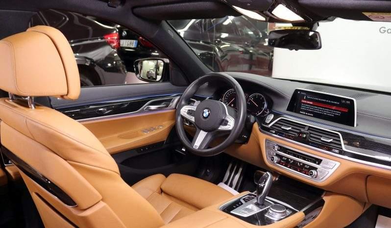 BMW Serie 7 730dA xDrive 4p. lleno