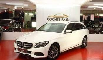 Mercedes-Benz C220d Aut. Avangarde