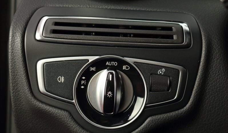 MERCEDES-BENZ Clase C C 200 d Sportive AMG 4p. lleno