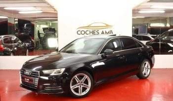 Audi A4 Berlina001
