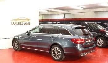 MERCEDES-BENZ Clase C C 220 BlueTEC Sportive Avantgarde Estate 5p. lleno