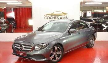 MERCEDES-BENZ Clase E E 350 BlueTec Elegance 4p.