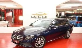 Mercedes-Benz E200 Familiar 002