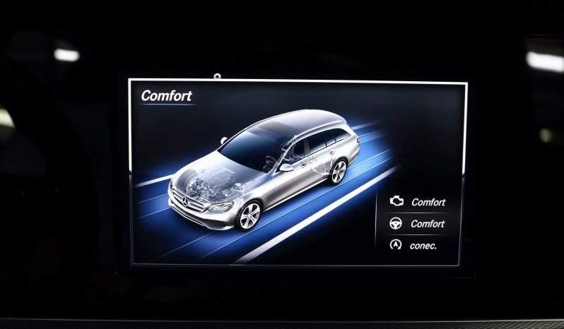Mercedes-Benz E200 Avangarde lleno