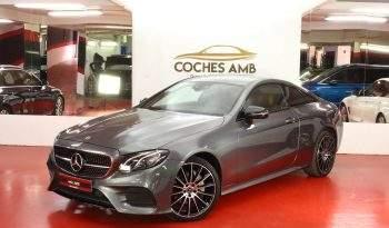 Mercedes-Benz E Coupe001