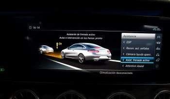 MERCEDES-BENZ Clase E Coupe E 220 d 4MATIC lleno